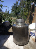 Cazan inox