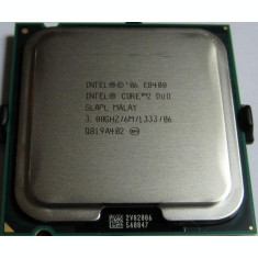 Procesor Intel Core 2 Duo E8400, 3GHz, FSB 1333MHz, Socket LGA775