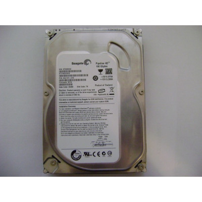 """HARD-Disk SATA 3,5"""" SEAGATE 160GB foto"""