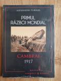 PRIMUL RAZBOI MONDIAL CAMBRAI 1917 - Alexander Turner