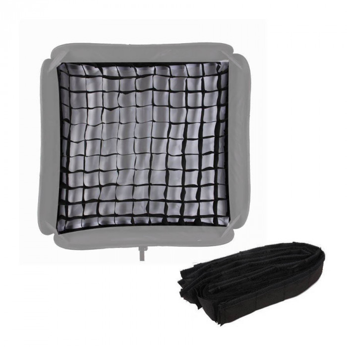 Grid honeycomb softbox 60x60cm