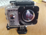 CAMERA DE ACTIUNE EBODA HD 720P SJ4000+CARD DE 2 GB PERFECT FUNCTIONALA, Card de memorie, E-boda