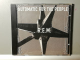 R.E.M - Automatic For The People (1992/Warner/Germany)- CD ORIGINAL/stare:ca Nou