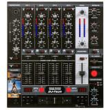 Mixer DJ Tech Professional, 5 canale, contro BPM, egalizator 3 benzi