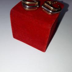 Cercei de aur, 14k