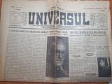 universul 17 noiembrie 1944-atentat asupra lui hitler,himmler a preluat puterea