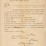 Certificat de naţionalitate pentru judecătorul Demeter Attila din 1926