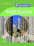 Ghidul Verde Michelin Barcelona Weekend (cu harta detasabila)/***, Meteor Press