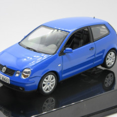 Macheta Volkswagen Polo Autoart 1:43