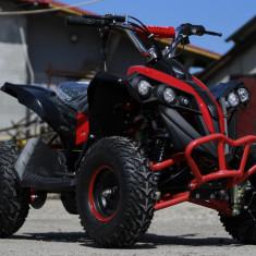 ATV electric pentru copii 4-12 ani NITRO Eco Avenger 1000W 48V 6 inch, Yamaha