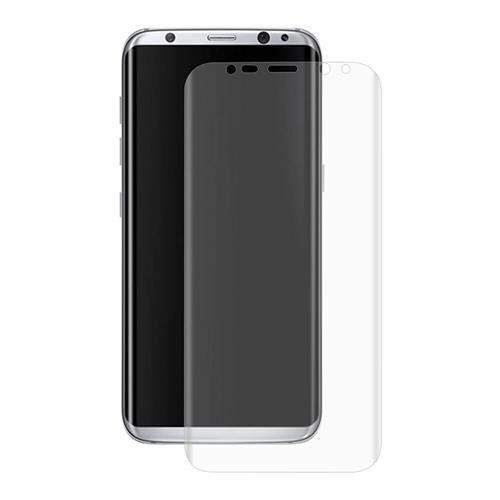 Folie sticla Samsung Galaxy S8 3D Transparent