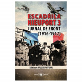 Escadrila Nieuport 3 | Valeriu Avram