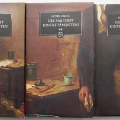 Cel mai iubit dintre pamanteni (3 volume) – Marin Preda