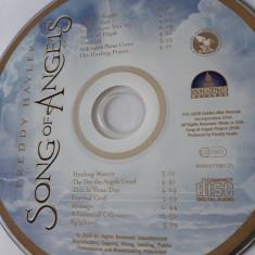 FREDDY HAYLER - SONG OF ANGELS - CD