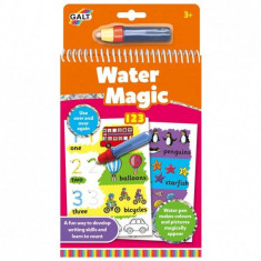 Galt Water Magic: Carte de colorat 123