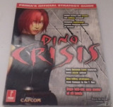 Dino Crisis - strategy guide