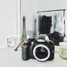 Vand Nikon D3100