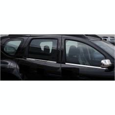 Perii ornamente chedere geamuri inox Dacia Duster 2009-2017