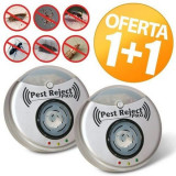 Aparat anti rozatoare si insecte 1+1 GRATIS Pest Reject Pro, As Seen On TV