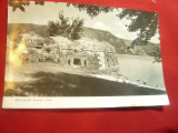 Ilustrata- Ada Kaleh - Ruinele Cetatii  , anii '60