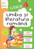 Limba și literatură română. Clasa a IV-a. Caiet de lucru. Lecturi, exerciții de comunicare, de vocabular, noțiuni teoretice