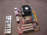 kit placa de baza MS7095 + intel celeron D 3.06 ghz / agp