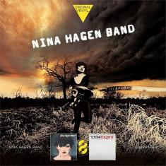 Nina Hagen Band Nina Hagen Band + Unbe Hagen 2Originals LP (2vinyl)