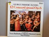 Handel – 12 Concerti Grossi op 6 – 3 LP Box (1978/Capriccio/RFG) - Vinil/ Nou, Electrola