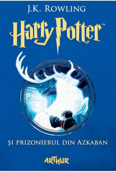 Harry Potter 3 ...si prizonierul din Azkaban , J.K. Rowling