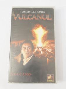 Caseta video VHS originala film tradus Ro - Vulcanul