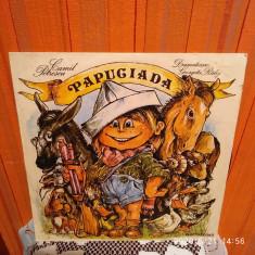 - Y- CAMIL PETRESCU - PAPUCIADA - DISC VINIL POVESTI