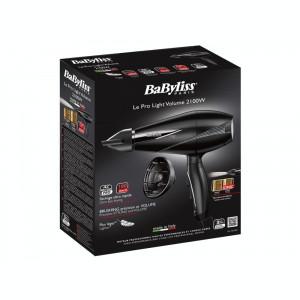 Uscător de păr BaByliss 6610DE, LE Pro Light Volume 2100W