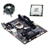 Kit Placa de Baza Refurbished GIGABYTE GA-B85M-HD3G, Quad Core i5-4440, Cooler