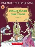 Cumpara ieftin Basme bilingve germane. Vol. III, Fratii Grimm, Friedrich Hebbel, Wilhelm Hauff