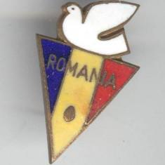 Insigna VECHE RPR - Romania pace