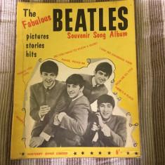 Beatles - album suvenir, 1963