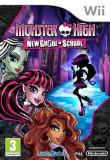 Monster High New Ghoul In School Nintendo Wii