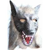 Mască cap de lup, Multicolor