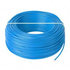 Cumpara ieftin Cablu litat cupru tip LGY, 1 mm, 100 m, Albastru