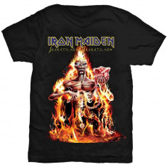 Tricou Iron Maiden: Seventh Son