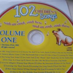 CHILDREN'S SONGS  -   CD