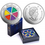 CANADA 25 DOLLARS - Trivial Pursuit -2017 /1 oz./31.83 gr./Ag. 0999/34 mm /PROOF, America de Nord