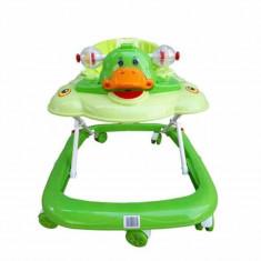 Premergator reglabil in 3 trepte Jolly Kids BW5301, Verde