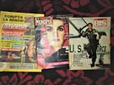 Lot 3 Reviste Divertisment, 1991-1994: Baricada, Monopol, Flacara Bis