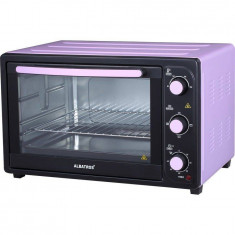 Cuptor electric Albatros A45 PURPLE 1800W 45L Violet