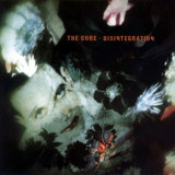 Cure The Disintegration remastered (cd)