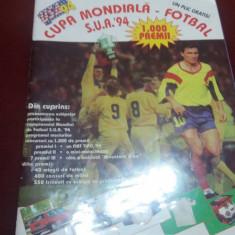 CUPA MONDIALA FOTBAL SUA 94