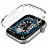 Cumpara ieftin Carcasa Spigen Thin Fit compatibila cu Apple Watch 4/5/6/SE (40 mm) Crystal Clear