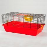 Cuşcă pentru iepuraş si cobai - Rabbit 70 color