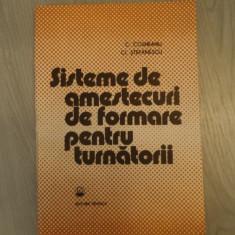 Sisteme de amestecuri de formare pentru turnari – C. Cosmeanu, Cl. Stefanescu